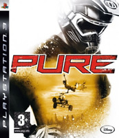 Pure (PS3) (Sony PlayStation 3 2008)
