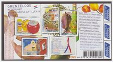 Netherlands 2008 Cheese pepper banana liquer aruba Antilles S/S MNH