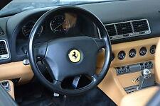 Ferrari 456 GT GTA F116 355 Lenkrad Lederlankrad komplett steering wheel