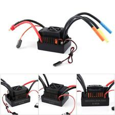 Rcharlance 80A Waterproof Brushless ESC for 1/10 1/8 RC Model Car