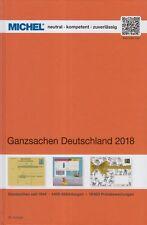 Michel Ganzsachen - Katalog Deutschland 2018, 22. Auflage