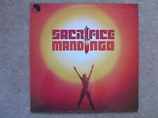 Mandingo - Sacrifice (Vinyl, Ex.Cond., 1973, EMC3011)