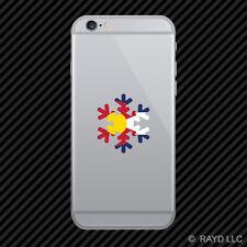 Colorado Snowflake Cell Phone Sticker Mobile CO snow flake snowboard skiing skii
