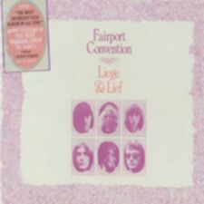 Fairport Convention - Leige & Lief [New CD] Bonus Tracks, Rmst