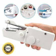 Portable Compact Mini Handheld Cordless Electric Sewing & Stitching Machine