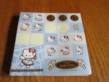 Sanrio Original HELLO KITTY 2003 PARIS Notepad Scented Stickers Small Paper