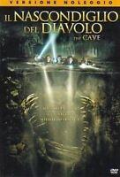 Il Nascondiglio del Diavolo (2005) DVD Rent Nuovo Sigillato The cave Horror N