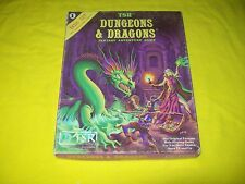 BASIC RULES BOX SET 1 BECME DUNGEONS & DRAGONS TSR 1011 - 3 WITH DICE