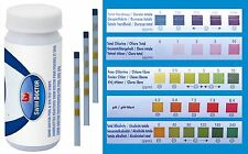 BESTWAY 5-1 POOL SPA HOT TUB WATER TEST STRIPS CHLORINE PH HARDNESS ALKALINITY