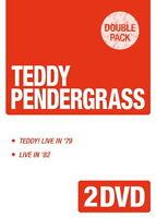 TEDDY PENDERGRASS-LIVE IN '79 / LIVE IN '82-JAPAN 2 DVD Ltd/Ed F56 zd