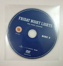 Friday Night Lights - Season 1 – Disc 3 - R2 Replacement DVD - DISC ONLY - VGC