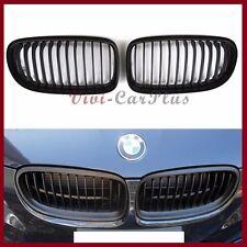 2009- 2011 BMW E90 LCI 335i 328i 323i Front Kidney Grille Hood Mist Matte Black