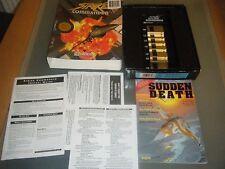 IBM PC Strike Commander  dos 3.5 FLOPPY DISCS (PC, 1994)  VGC RARE