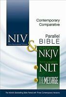 Contemporary Comparative Side-By-Side Bible : New International Version, New ...