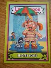 Image * Les CRADOS 3 N°55 * 2004 album card Sticker FRANCE Garbage Pail Kid