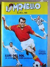 IL MONELLO n°25 1972 Luis De Sol - Cristall Pedrito + inserto e figurine [G392]