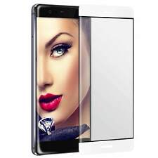 Cristal Templado Vidrio 3D para Huawei P9 (5.2'') - blanco