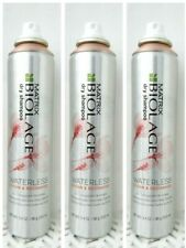 3 Matrix Biolage DRY SHAMPOO Waterless Clean & Recharged 3.4 oz Each (143)