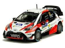IXO RAM656 Toyota Yaris WRC Winner Rally Finland 2017 (E.Lappi - J.Ferm) Maqueta de Coche - Multicolor