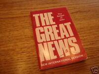 The Great News The Gospel Of John New International