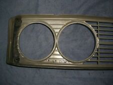 ford galaxie 1968 grill right side original