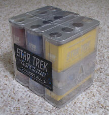NEW Star Trek The Complete Original Series (Remastered DVD) Seasons 1-3 2 Sealed