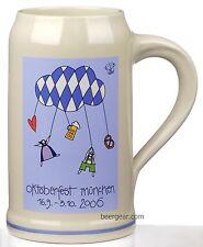 2006 Munich Oktoberfest Stein - 1 Liter - Stocked in the USA by Beer Gear - NIB