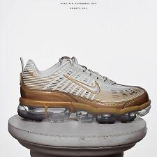 Nike Air Vapormax 360 Herren Lifestyle Sneakers Schuhe Weiß Gold CK9671-101