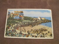1950 fr postcard - Chilterns Bathing place - Portrush County Antrim