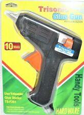 Hot Melt Glue Stick Gun for Arts Craft Black 10 Watt