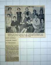 1967 Penzance District Business And Professional Women's Club Meeting Photo