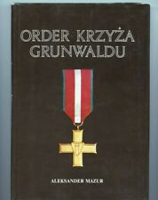 WW2 Polish Order of Cross of the Grunwald - A. Mazur Poland