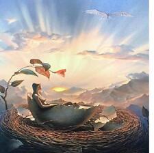 "Vladimir Kush         ""Birth of Love""      Giclee on Canvas"