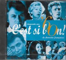 CD album: Compilation: C' Est Si Bon ! '60. Vol.7. Polygram. U