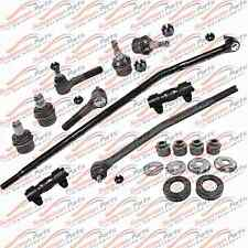 Ford Serie E-150 New Steering Drag Link, Tie Rod End, Upper& Lower Ball Joints