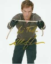 MICHAEL C. HALL Autographed Signed DEXTER Photograph - To Ted