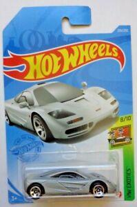 2021 Hot Wheels HW EXOTICS 8/10 Mclaren F1 235/250 (Int. Card)