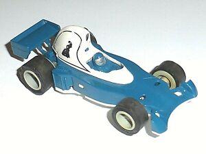 Voiture Circuit JOUEF France LIGIER GITANES JS 5 F1 1976 1/40 VINTAGE Slot Car