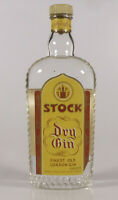 PRL) DRY GIN STOCK FINEST OLD LONDON VINTAGE COLLECTION COLLEZIONE 45°