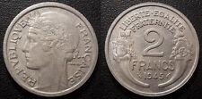 France - IIIème République - 2 Francs Morlon 1945 Qualité ! F.269/5