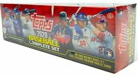 2020 Topps Series 1 & 2 Factory Set Sealed Hobby Edition + 5 #'d Foil - COMPLETE