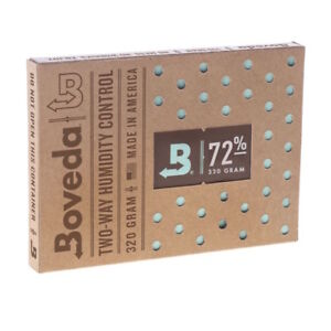 Neuf Boveda 72% Rh 2-way Humidité Control 320 Gramme Pack Humidor
