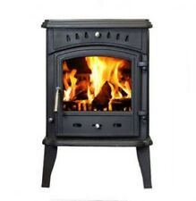"LEGEND ""ETNA"" Cast Iron Wood Burning Fireplace"