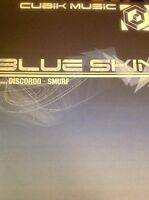 "Blue Skin - Discoroo / Smurf 12"" Vinyl Drum and Bass Special K D'Cruze Cubik"