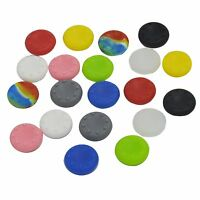 2Pcs Silicone Analog Controller Thumb Stick Grips Cap Cover PS3 PS4 Xbox 360/ONE