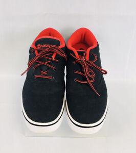 Heelys Black&Red Mens Roller Shoes Size UK8, EUR42