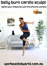 Cardio Abs Workout DVD - Barlates Body Blitz Belly Burn Cardio Sculpt Workout