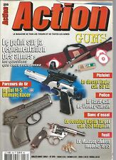 Action guns no 256 bul m-5 ultimate racer/cal. desert eagle 50 AE/flash-ball