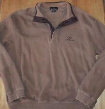 LEXUS Pullover Medium Sweatshirt Polo Collar Staff Work Dealership Employee