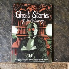 Ghost Stories of an Antiquary Volume 2 Graphic Novel Adaptation